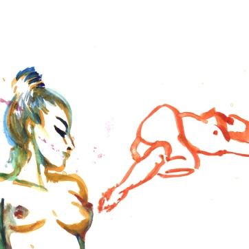 Femme-sirene