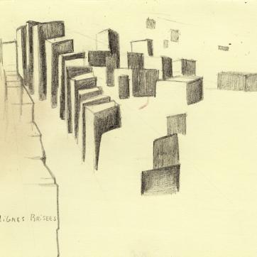 Cimetière juif de Berlin, Eisenmann architecte